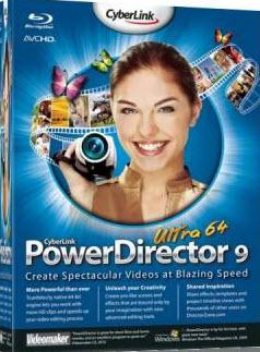 cyberlink powerdirector скачать
